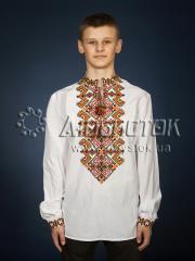 Мужская рубашка-вышиванка ЧСВ 25-1