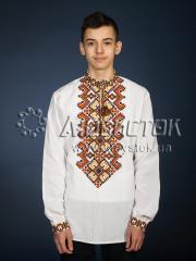 Мужская рубашка-вышиванка ЧСВ 25-2