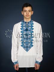 Мужская рубашка-вышиванка ЧСВ 25-3