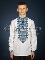 Мужская рубашка-вышиванка ЧСВ 25-4