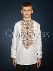 Мужская рубашка-вышиванка ЧСВ 25-5