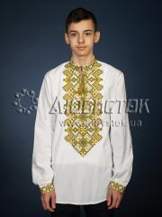 Мужская рубашка-вышиванка ЧСВ 25-6