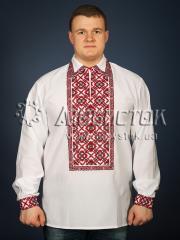 Мужская рубашка-вышиванка ЧСВ 26-1