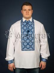 Мужская рубашка-вышиванка ЧСВ 26-2