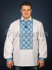 Мужская рубашка-вышиванка ЧСВ 26-4