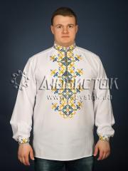 Мужская рубашка-вышиванка ЧСВ 28-1