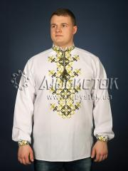 Мужская рубашка-вышиванка ЧСВ 28-2