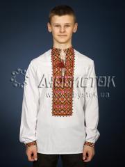 Мужская рубашка-вышиванка ЧСВ 29-1