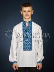 Мужская рубашка-вышиванка ЧСВ 29-2