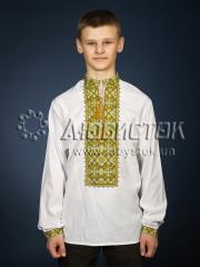 Мужская рубашка-вышиванка ЧСВ 29-5