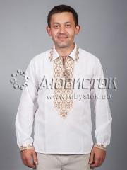 Мужская рубашка-вышиванка ЧСВ 30-1