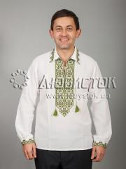 Мужская рубашка-вышиванка ЧСВ 30-2