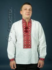 Мужская рубашка-вышиванка ЧСВ 3-1