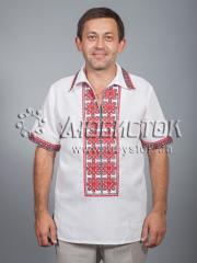 Мужская рубашка-вышиванка ЧСВ 31-1