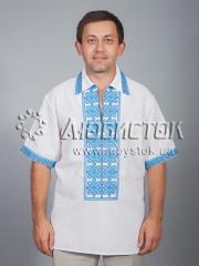 Мужская рубашка-вышиванка ЧСВ 31-2