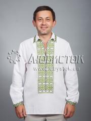 Мужская рубашка-вышиванка ЧСВ 31-3