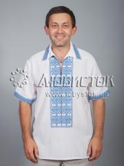 Мужская рубашка-вышиванка ЧСВ 31-4