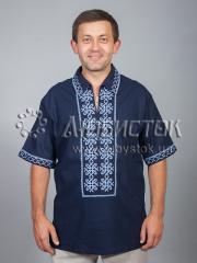 Мужская рубашка-вышиванка ЧСВ 31-5