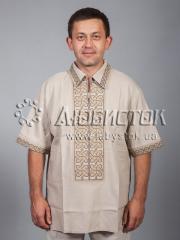 Мужская рубашка-вышиванка ЧСВ 31-7