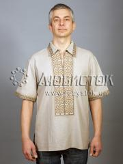 Мужская рубашка-вышиванка ЧСВ 31-8