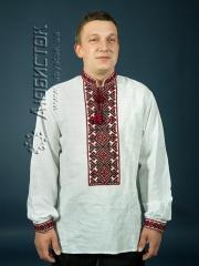 Мужская рубашка-вышиванка ЧСВ 3-2