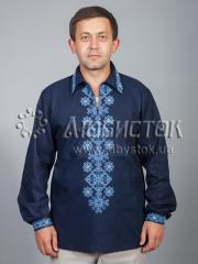 Мужская рубашка-вышиванка ЧСВ 32-1