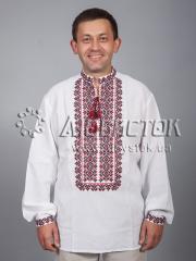 Мужская рубашка-вышиванка ЧСВ 33-1