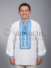 Мужская рубашка-вышиванка ЧСВ 33-2