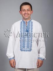 Мужская рубашка-вышиванка ЧСВ 33-3