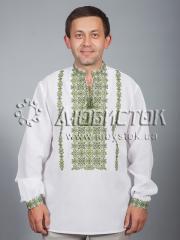 Мужская рубашка-вышиванка ЧСВ 34-2