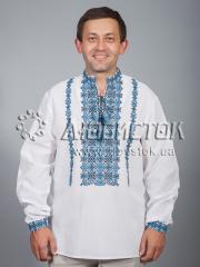 Мужская рубашка-вышиванка ЧСВ 34-3