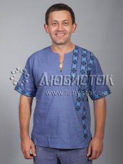 Мужская рубашка-вышиванка ЧСВ 36-1
