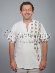 Мужская рубашка-вышиванка ЧСВ 36-3
