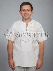 Мужская рубашка-вышиванка ЧСВ 36-4