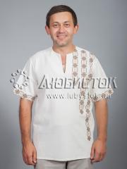 Мужская рубашка-вышиванка ЧСВ 36-6