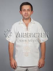 Мужская рубашка-вышиванка ЧСВ 37-10