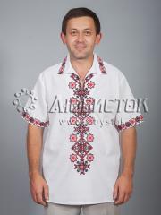 Мужская рубашка-вышиванка ЧСВ 37-2