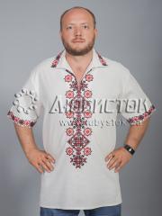 Мужская рубашка-вышиванка ЧСВ 37-4