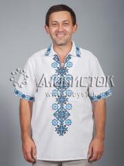 Мужская рубашка-вышиванка ЧСВ 37-7