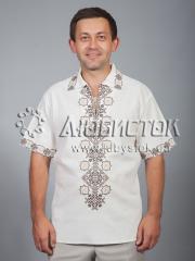 Мужская рубашка-вышиванка ЧСВ 37-9