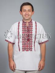 Мужская рубашка-вышиванка ЧСВ 39-1