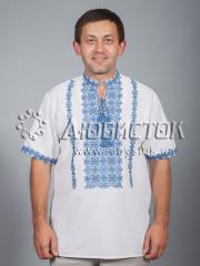 Мужская рубашка-вышиванка ЧСВ 39-2