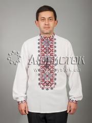 Мужская рубашка-вышиванка ЧСВ 40-1