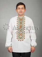 Мужская рубашка-вышиванка ЧСВ 40-3