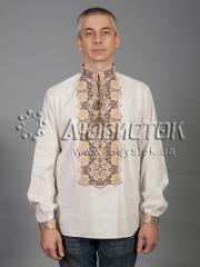 Мужская рубашка-вышиванка ЧСВ 41-10