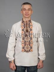 Мужская рубашка-вышиванка ЧСВ 41-11