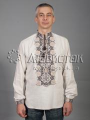 Мужская рубашка-вышиванка ЧСВ 41-12