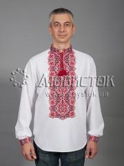 Мужская рубашка-вышиванка ЧСВ 41-2