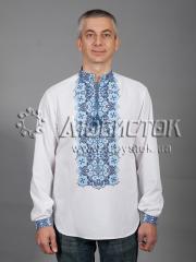 Мужская рубашка-вышиванка ЧСВ 41-3