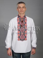 Мужская рубашка-вышиванка ЧСВ 41-4